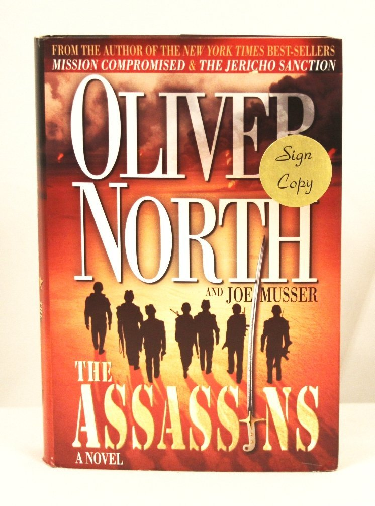 "Autographed Copy of ""The Assassins"" BK139"