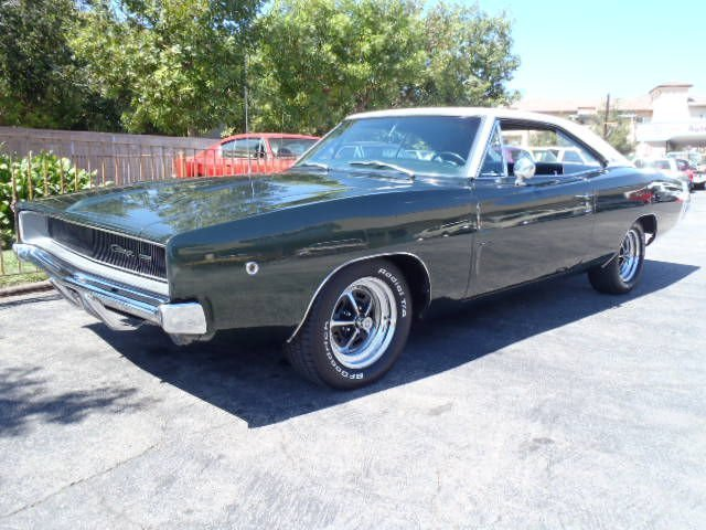 1968 Dodge Charger 2 Door Hardtop