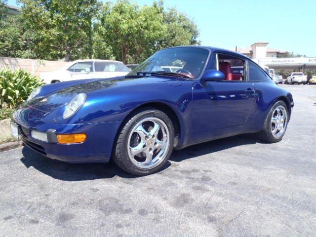1995 Porsche Carrera Coupe