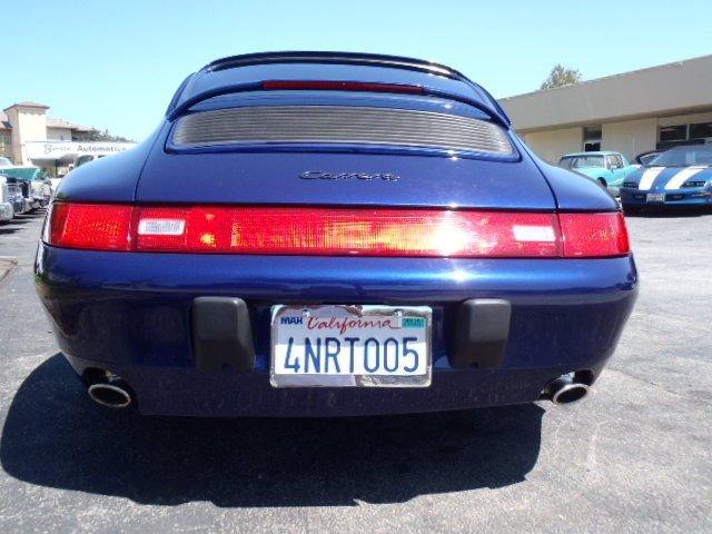 1995 Porsche Carrera Coupe - 3
