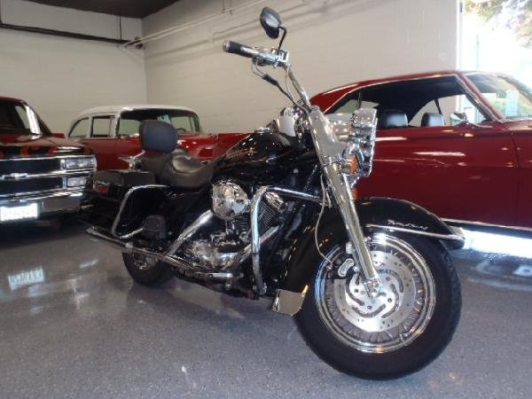 2000 Harley Davidson Road King Motorcycle
