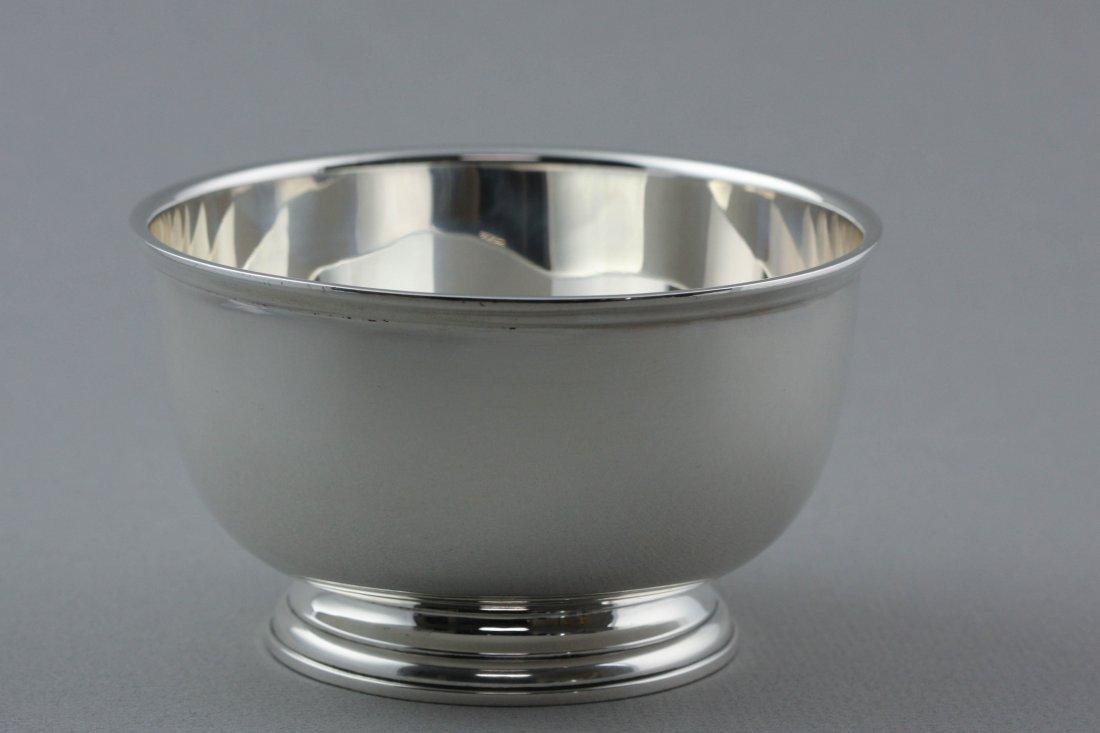 Beautiful Tiffany & Co. Sterling Silver Bowl ED1427