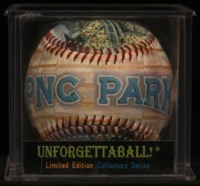 "Unforgettaball! ""PNC Park"" Collectable Baseball"