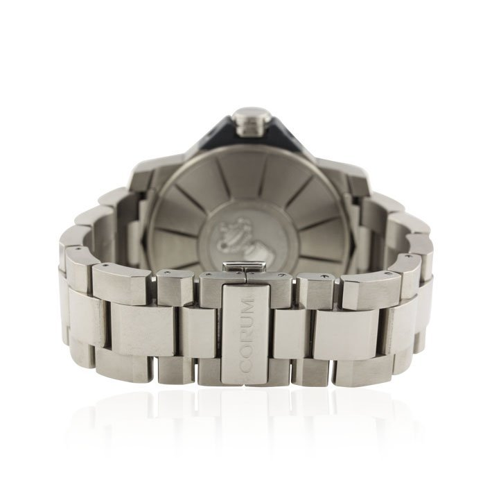 Gents Corum Admiral's Cup Competition 48 Titanium Watch - 2