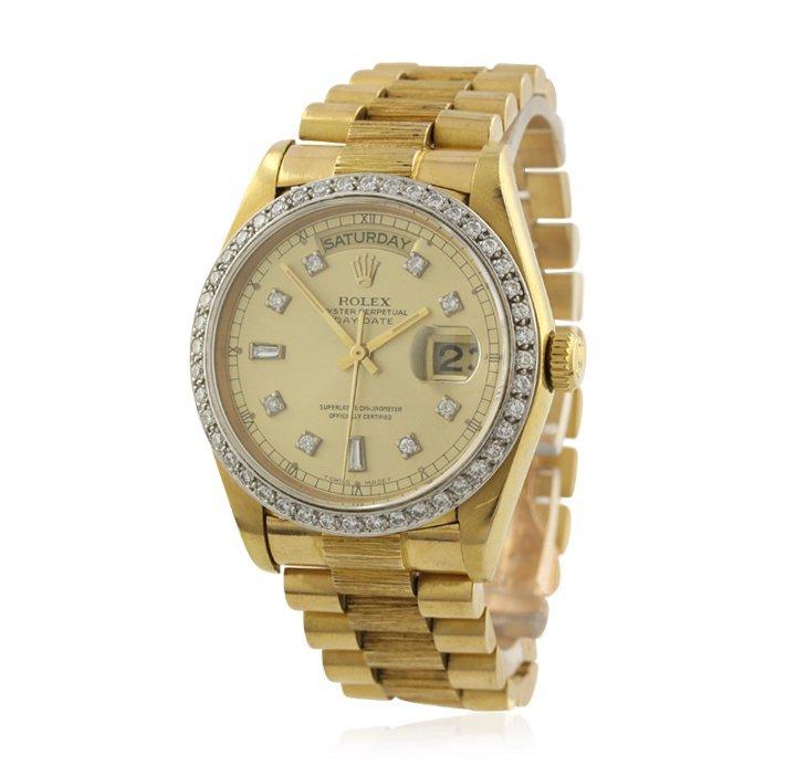 Gents Rolex 18KT Yellow Gold DayDate Wristwatch A4743