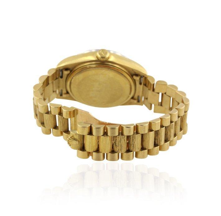 Gents Rolex 18KT Yellow Gold DayDate Wristwatch A4743 - 3