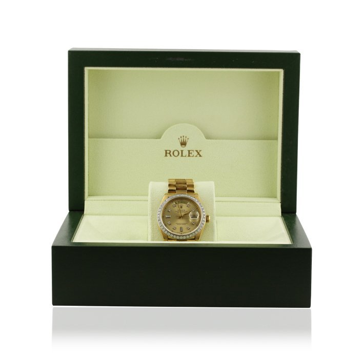 Gents Rolex 18KT Yellow Gold DayDate Wristwatch A4743 - 4