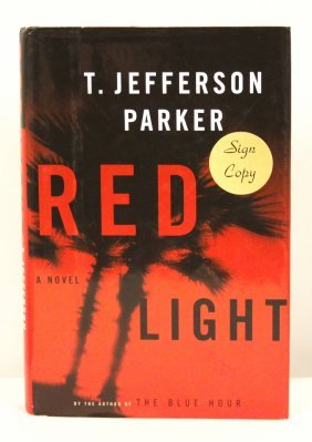 "Autographed Copy of ""Red Light"" BK149"