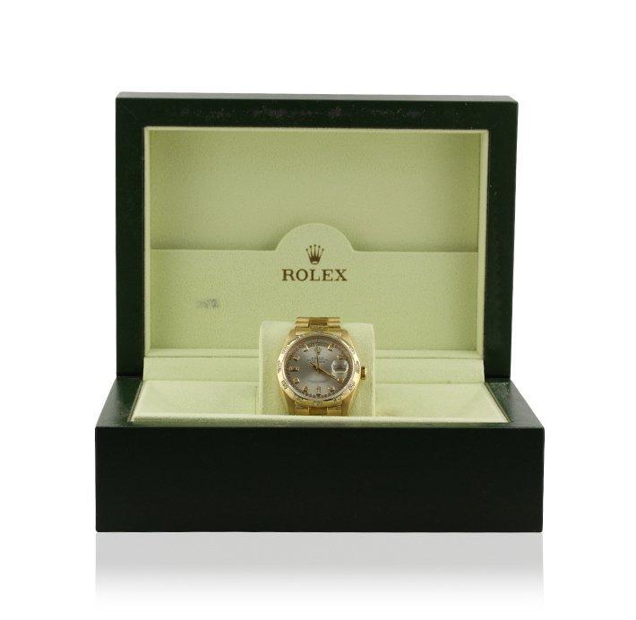 Gents Rolex 18KT Yellow Gold DayDate Wristwatch A4742 - 2