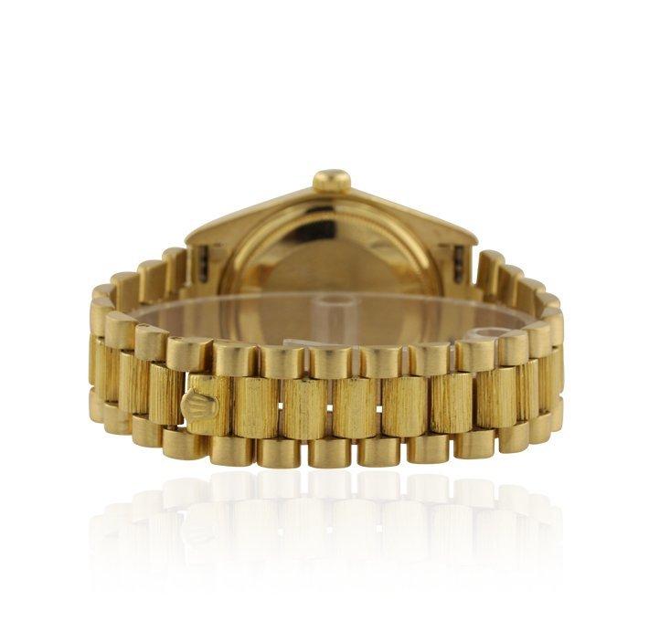 Gents Rolex 18KT Yellow Gold DayDate Wristwatch A4742 - 3
