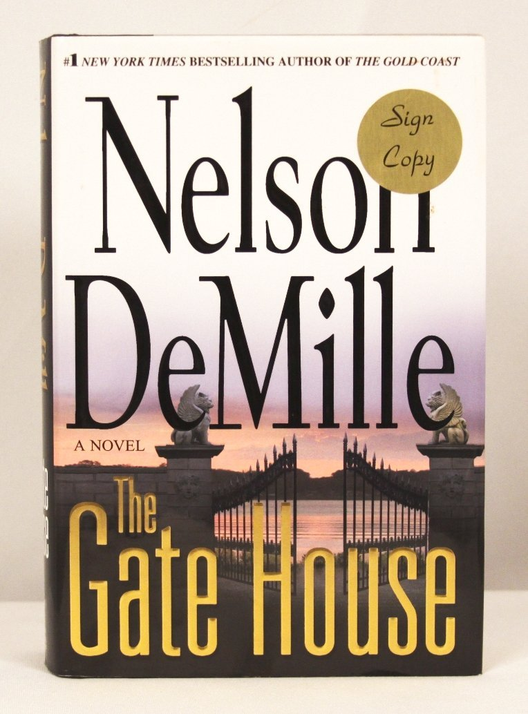 "Autographed Copy of ""The Gate House"" BK168"