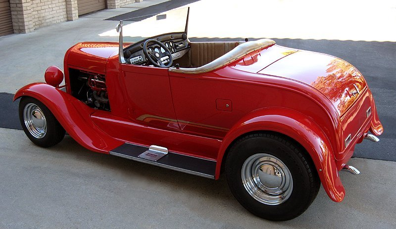 RARE 1929 Ford Roadster!