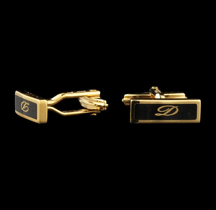 ST Dupont Paris Cuff Links GD447