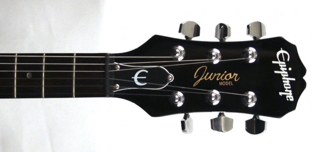 Epiphone Junior Model Stratocaster Electric Guitar - 4