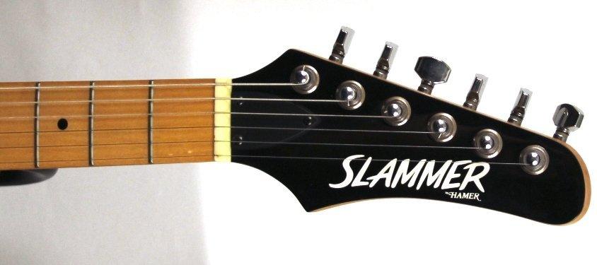 Hamer Slammer EVH Electric Guitar in Blue DGUI99 - 3