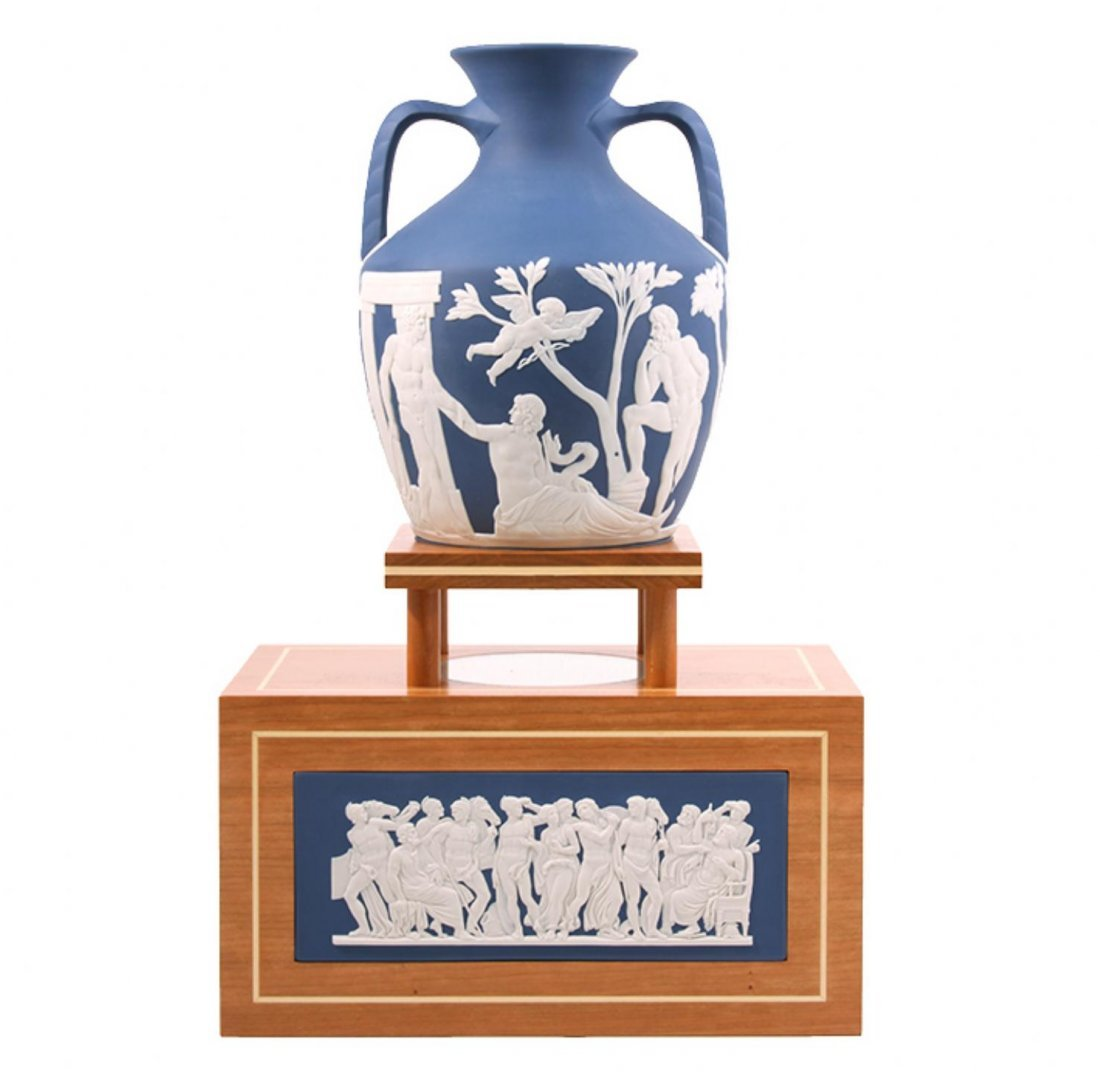 250th Prestige Collection Wedgwood Portland Vase with