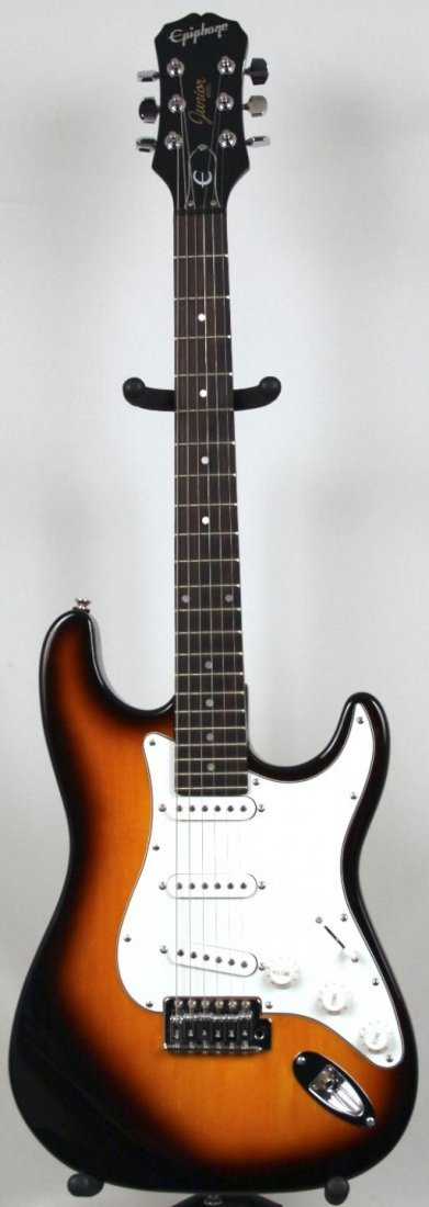 Epiphone Junior Model Stratocaster Electric Guitar