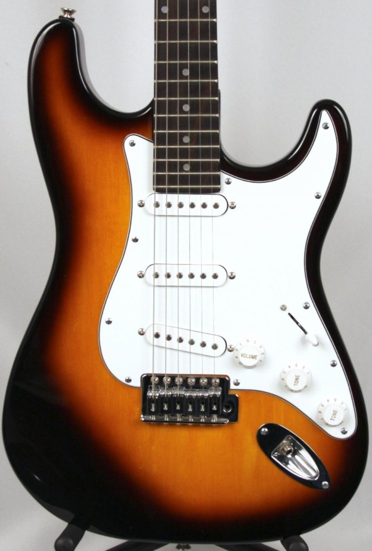 Epiphone Junior Model Stratocaster Electric Guitar - 2