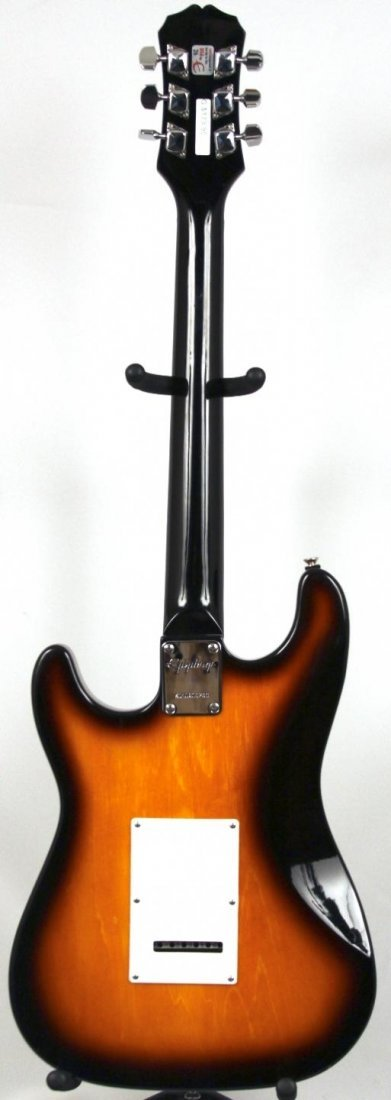 Epiphone Junior Model Stratocaster Electric Guitar - 3