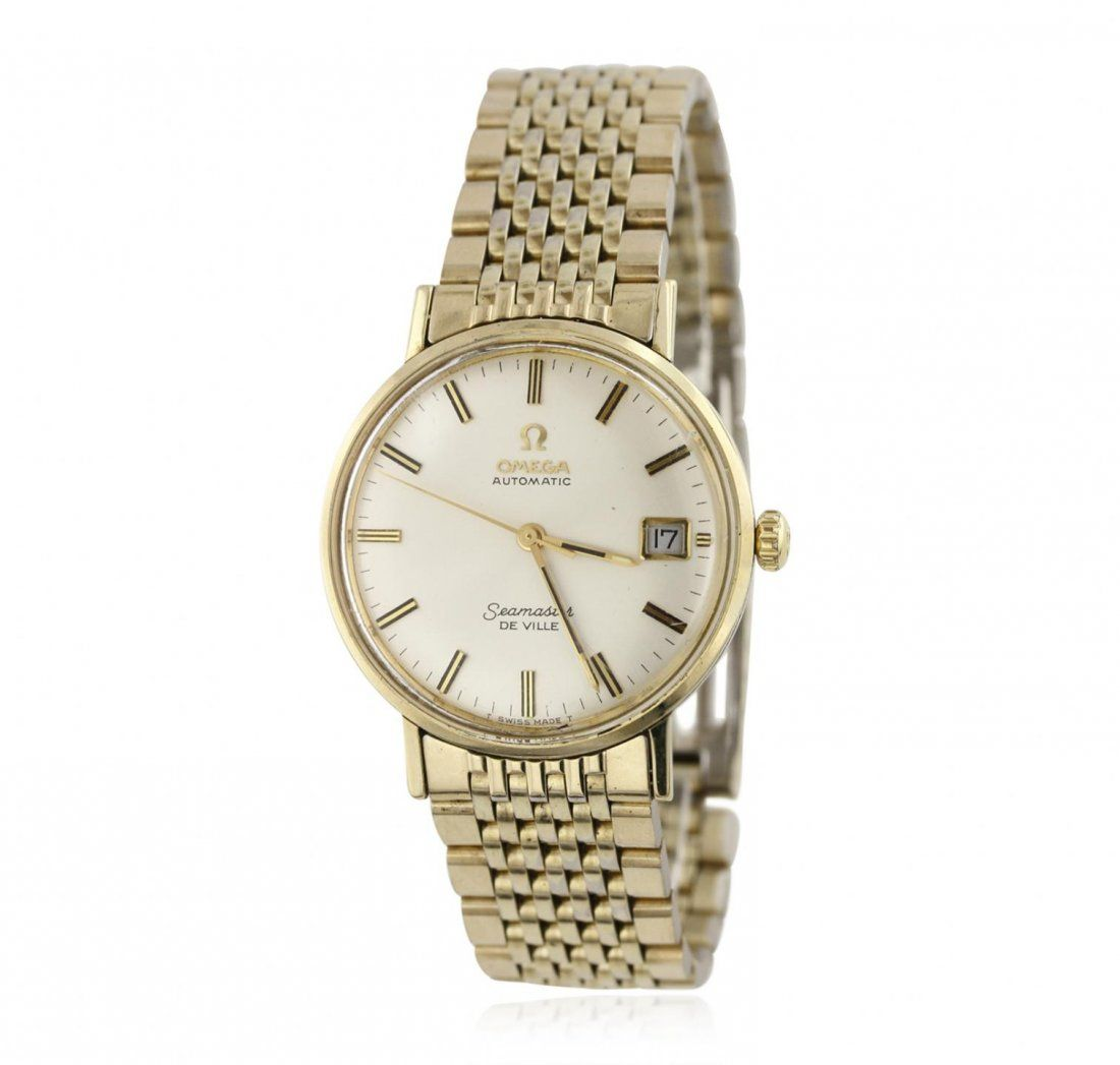 Gents Omega Seamaster DeVille Stainless Steel
