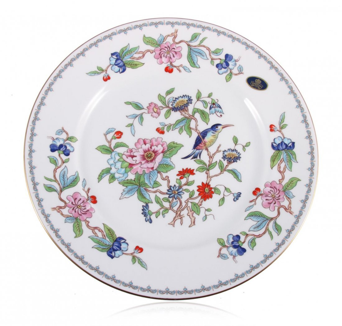 Aynsley Pembroke Fine Bone China Dinner Plates  JRM218