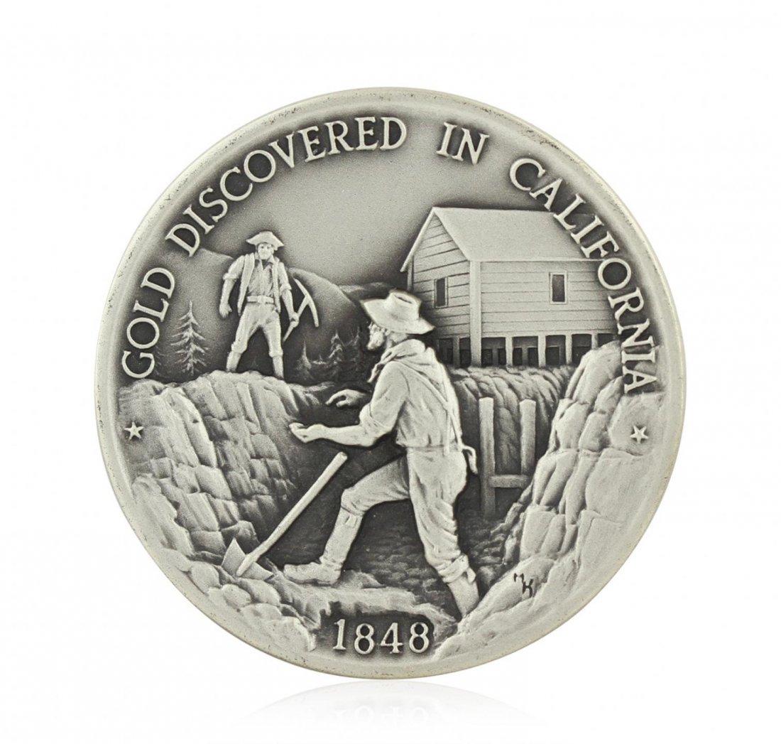1848 Silver Commemorative Medal SCE1632