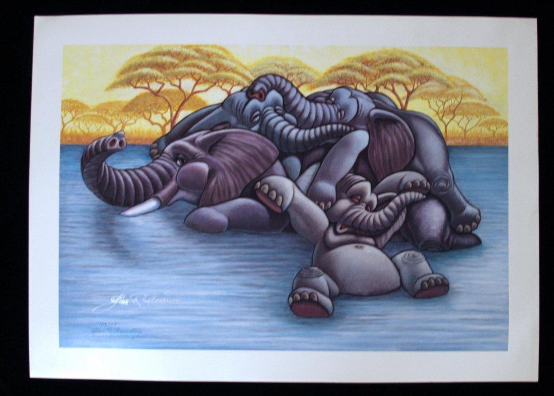 Mom by G.R. Cassarino Disney Artist AP896