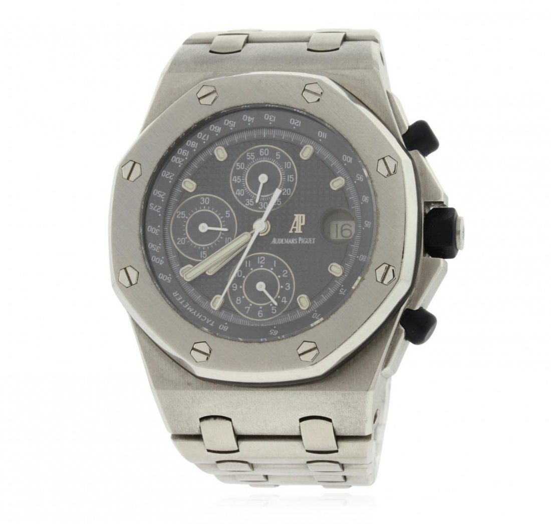 Gents Audemars Piguet Royal Oak Offshore Chronograph