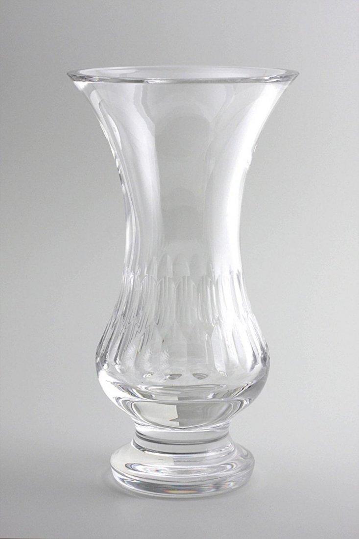 """BNIB Waterford """"Presage"""" 9"""" Vase ED1338"""