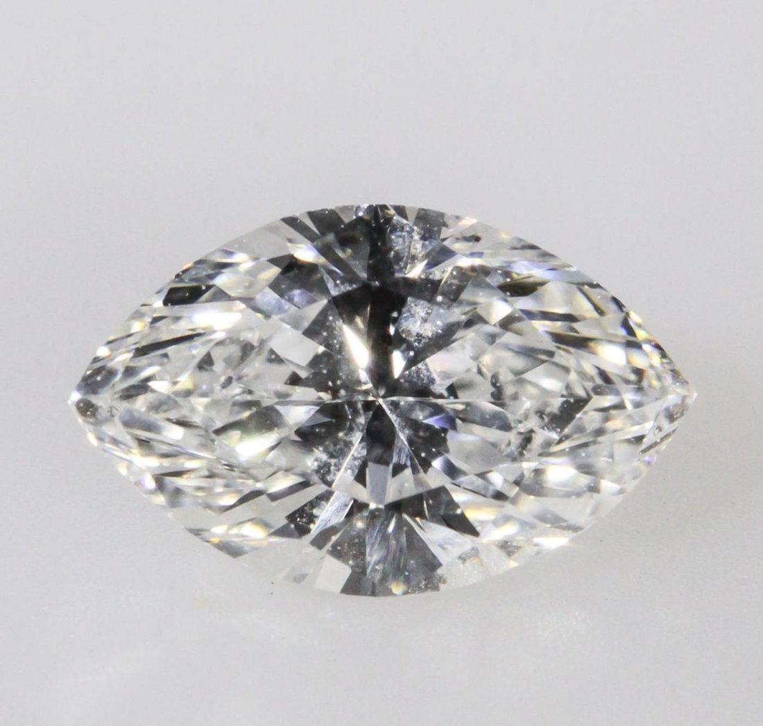 GIA Certified 0.77ct Marquise Cut Loose Diamond