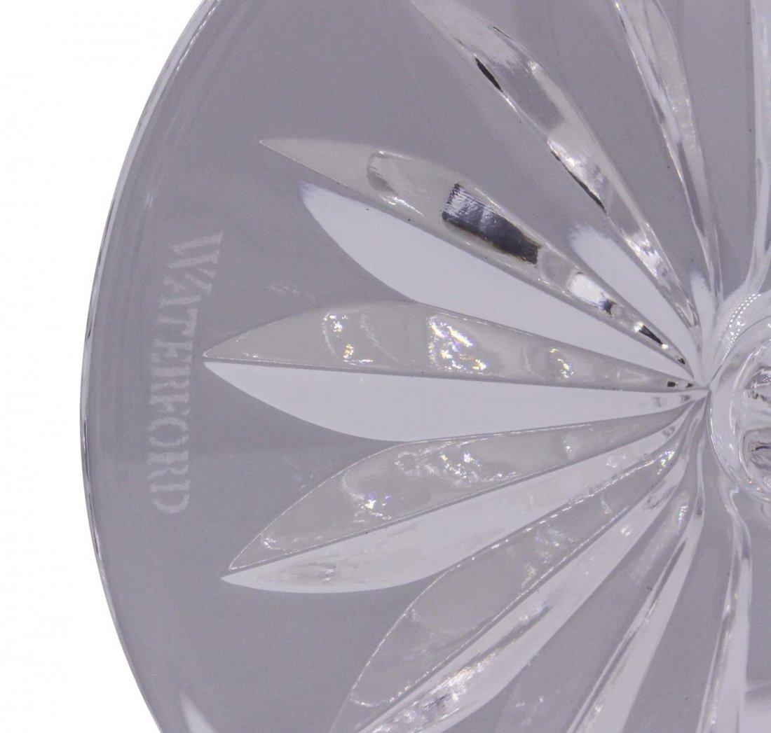 Waterford Crystal Dolmen Goblet Wine Glasses - 3