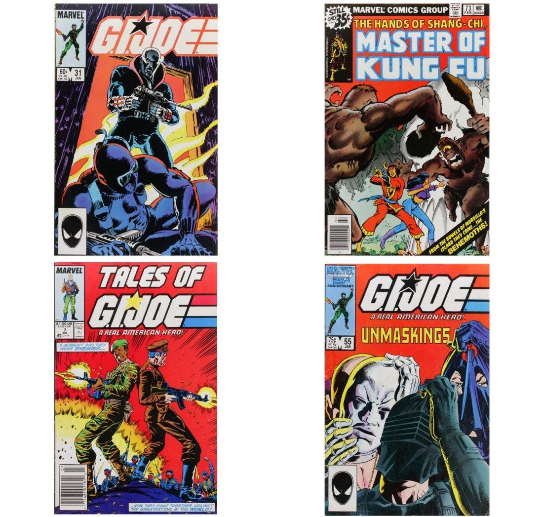 Vintage Comic Books Lot of 4