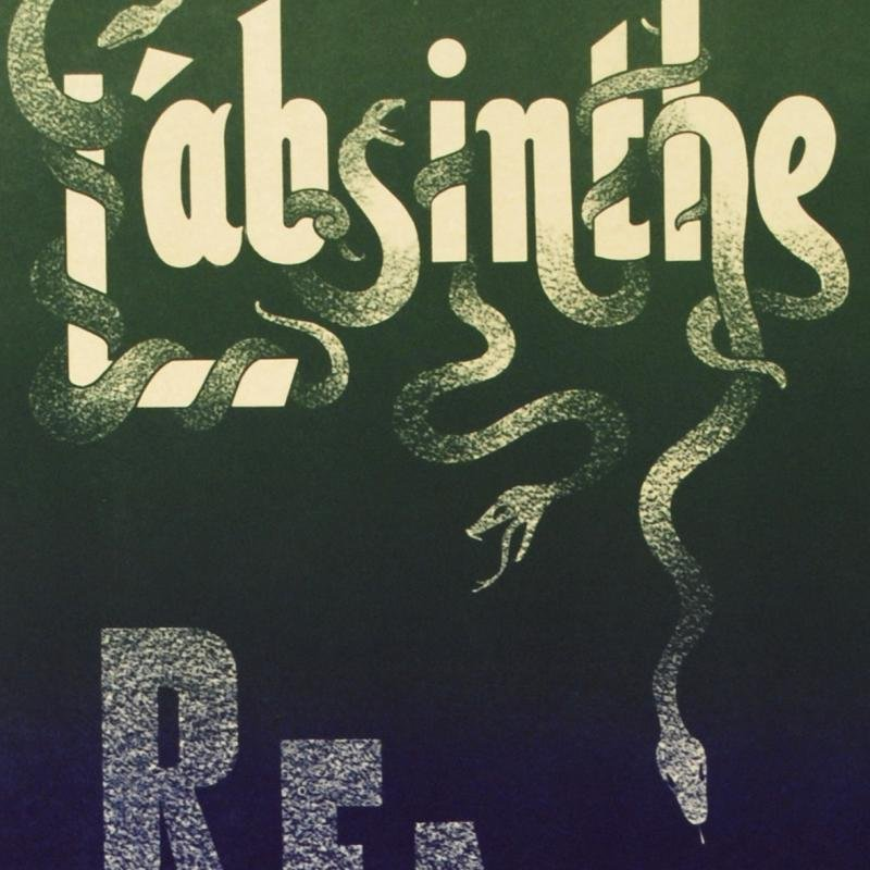 L'Absinthe Rend Fou by RE Society - 2