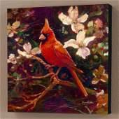 Cardinal by Simon Bull