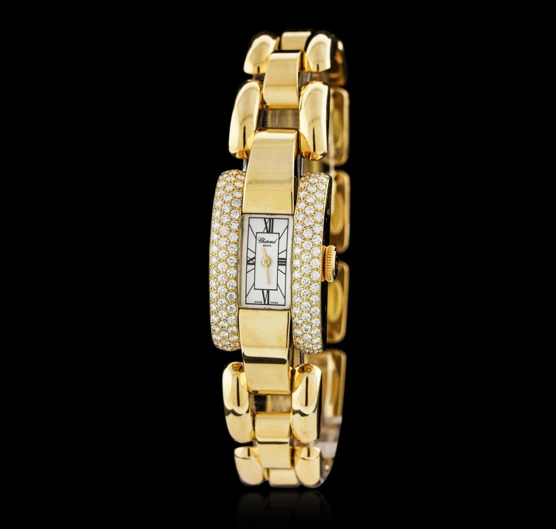 Chopard 1.25ctw Diamond La Strada Ladies Watch