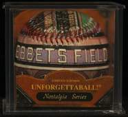 Unforgettaball Ebbets Field Collectable Baseball