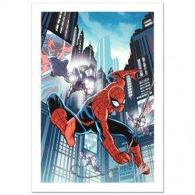 Timestorm 2009/2099: Spider-man One-shot #1 By Stan Lee