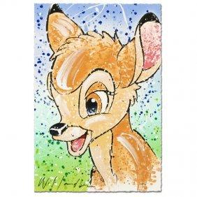 Bambi The Buck Stops Here By David Willardson