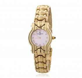 Baume & Mercier 18kt Yellow Gold Ladies Watch