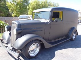 1936 Chevrolet Hot Rod Panel Truck