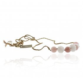 Chan Luu Rose Quartz Necklace