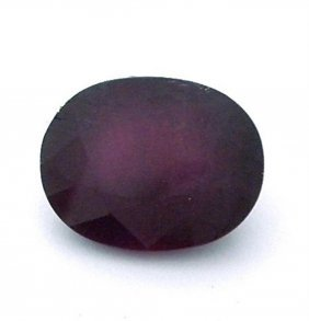 34.38ctw Oval Ruby Parcel