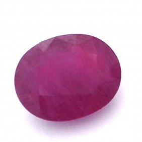 12.66ctw Oval Ruby Parcel