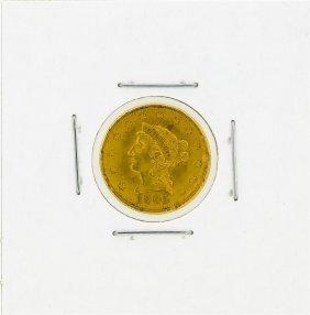 1905 $2.50 Au Liberty Head Quarter Eagle Gold Coin