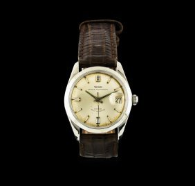 Rolex Stainless Steel Tudor Prince Oyster Date Men's