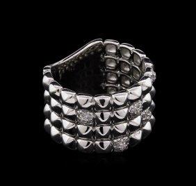 0.24ctw Diamond Ring - 14kt White Gold