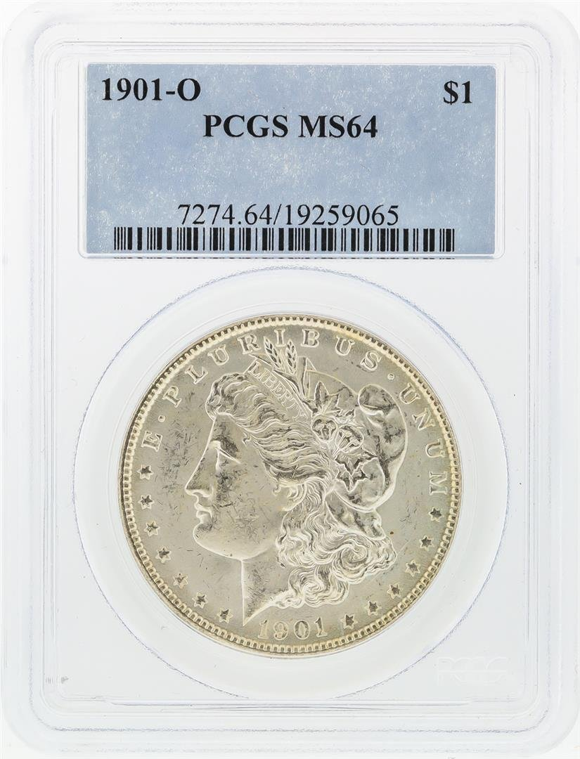 1901-O PCGS MS64 Morgan Silver Dollar