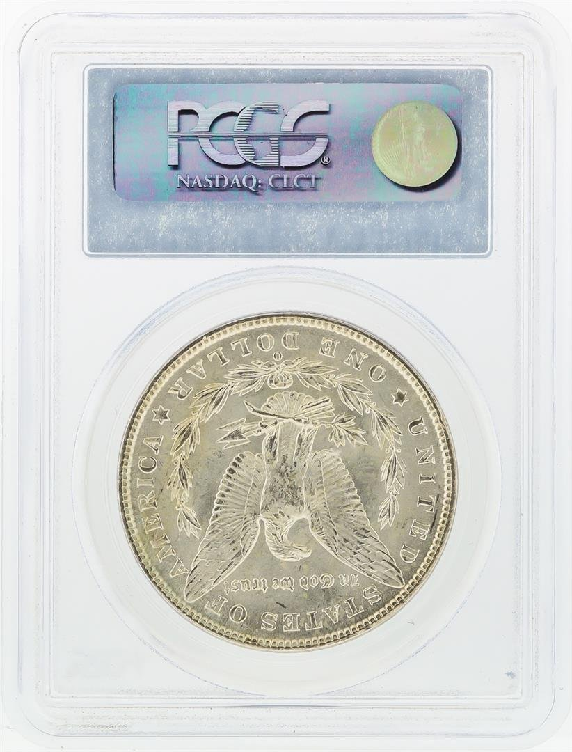 1901-O PCGS MS64 Morgan Silver Dollar - 2