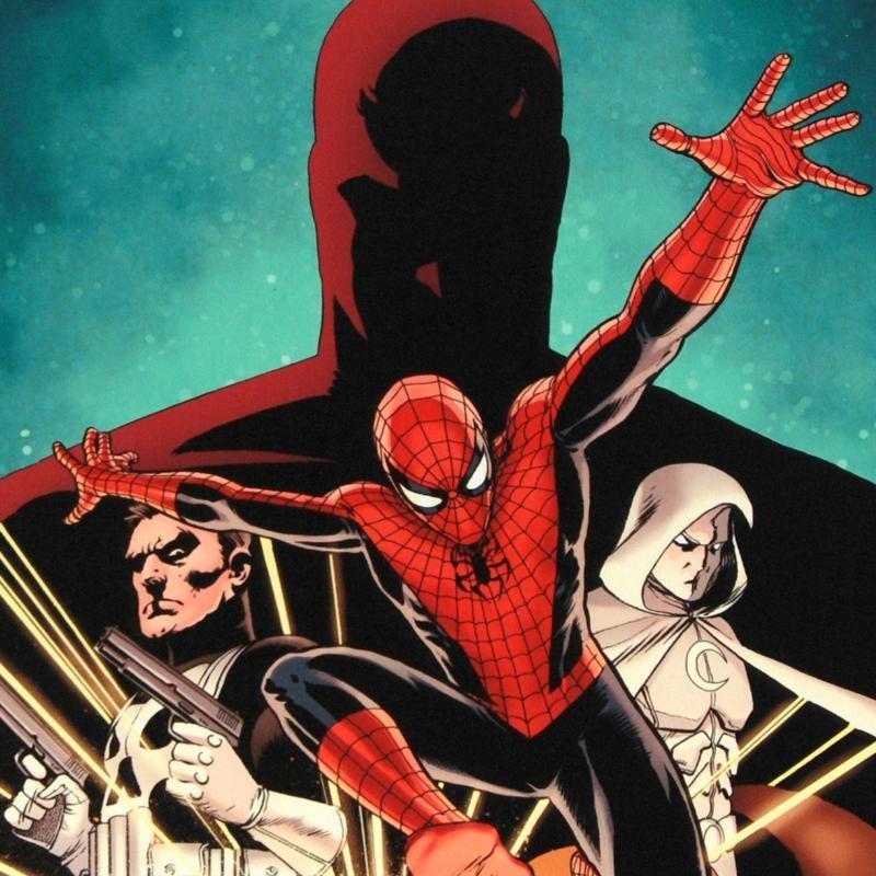 Shadowland #1 by Marvel Comics - 2
