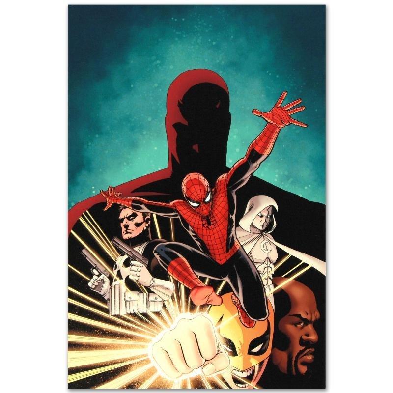 Shadowland #1 by Marvel Comics - 3